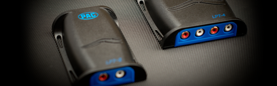 PAC-Audio LOC Pro 7 Range