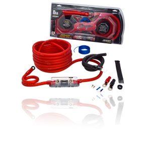 Performance Amplifier Wiring Kits