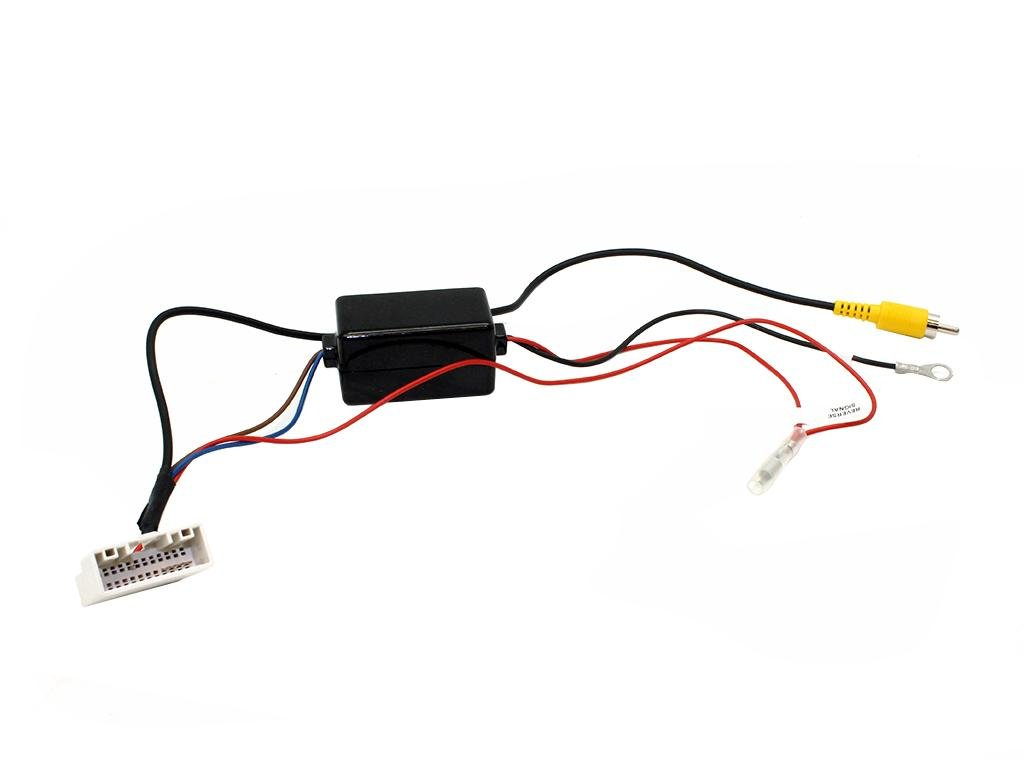 Nissan 24pin Reverse Camera Retention Harness Stinger Australia Wiring Usb Connection
