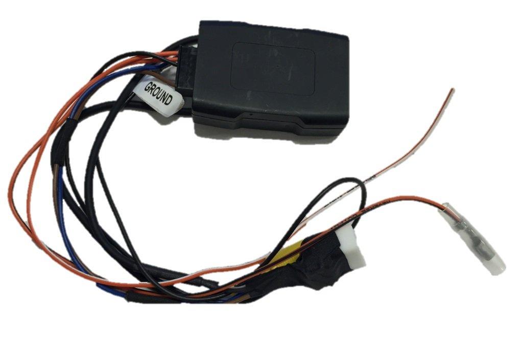 Subaru 4pin Reverse Camera Retention Harness Stinger