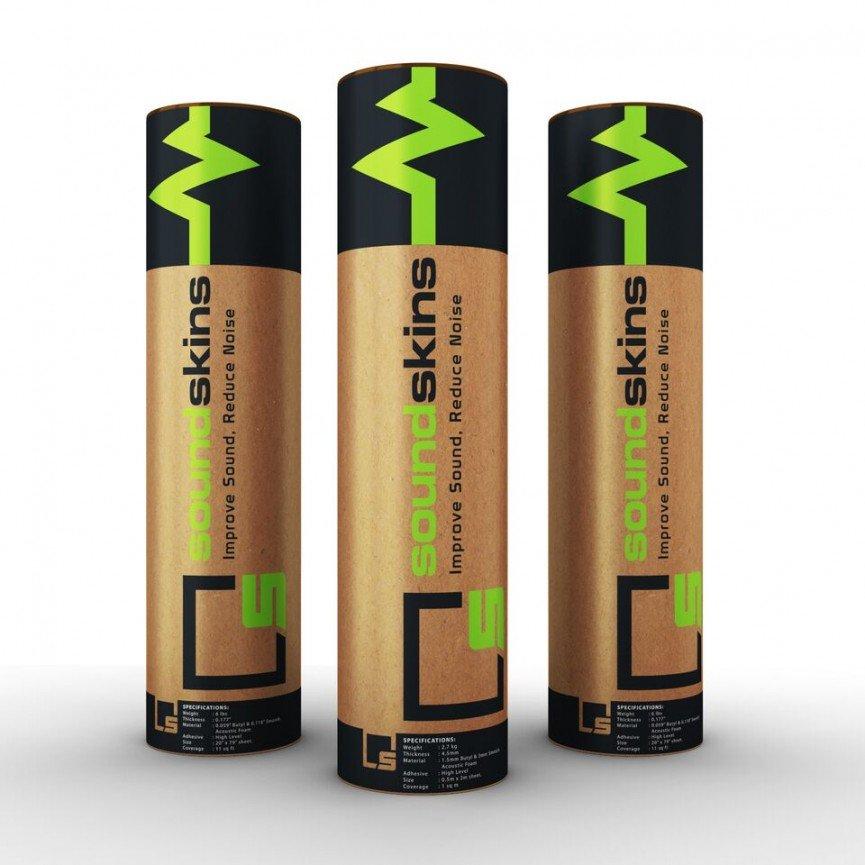 3 tubes