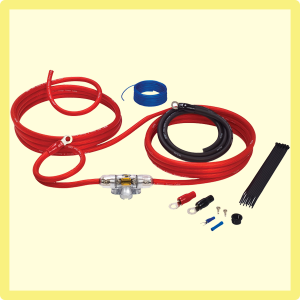 Power Wiring Kits