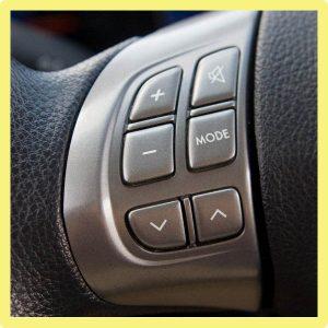 Steering Wheel Control Interfaces