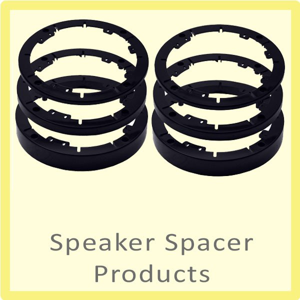 Universal Speaker Spacers