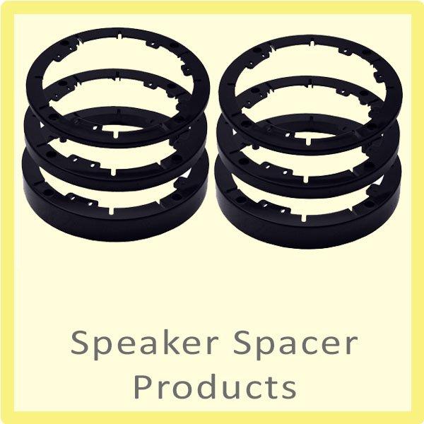 Universal Speaker Spacers