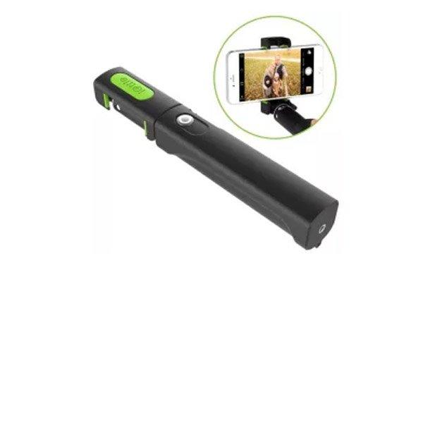 Iottie Migo Selfie Stick With Built In Bluetooth Remote: IOttie MiGo Mini Selfie Stick