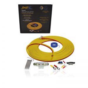 Marine / PowerSports Amplifier Wiring Kits