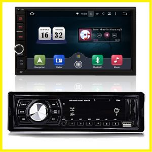 Single / Double DIN Radio Fascia Kit