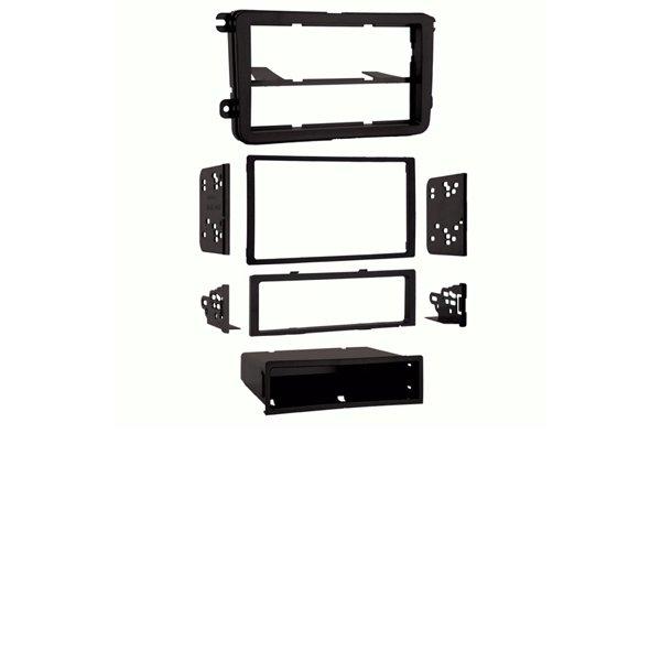 Single / Double DIN Radio Fascia Kit
