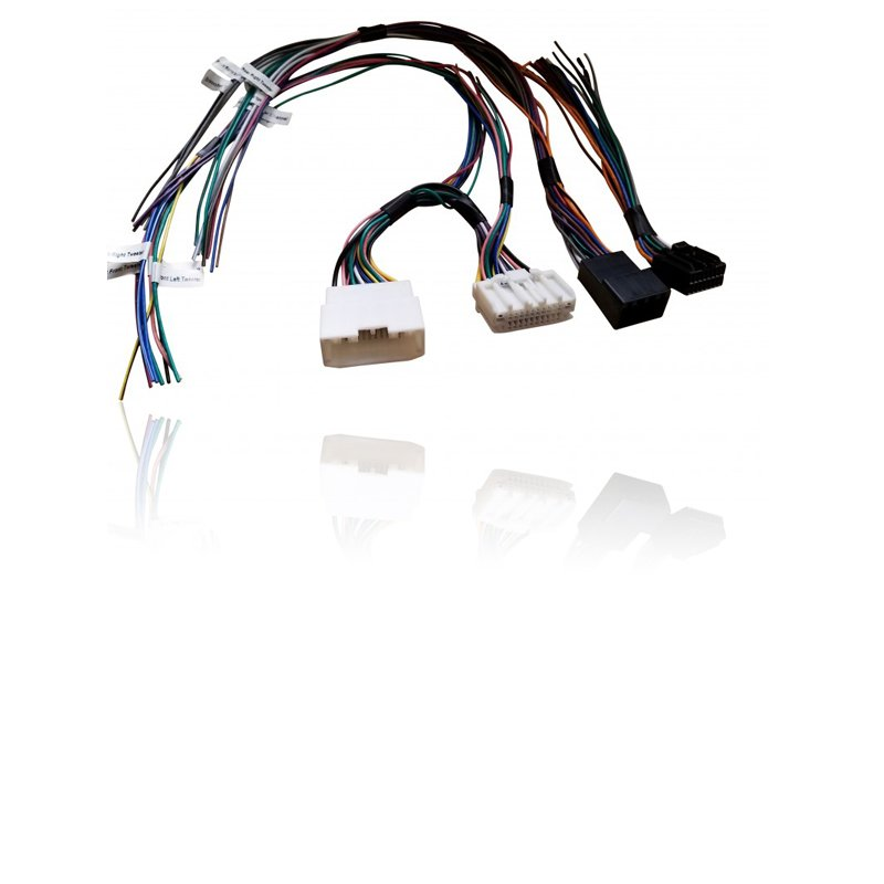 PAC Audio Chrysler / Dodge / Jeep Amplifier Integration Harness