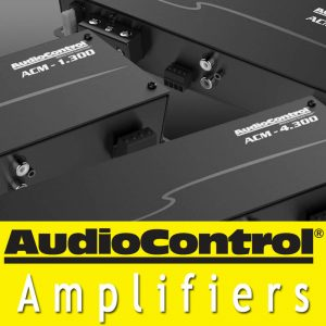 Audiocontrol Amplifiers