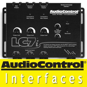 Factory Audio System Interfaces